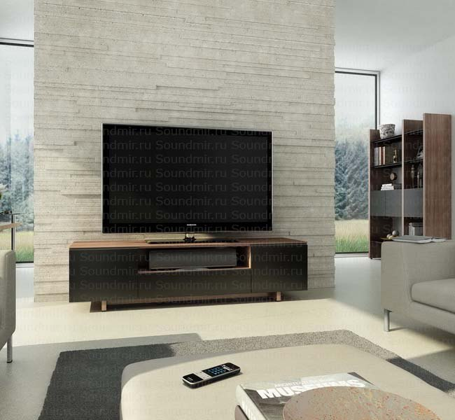 BDI Nora 8239 Natural Walnut