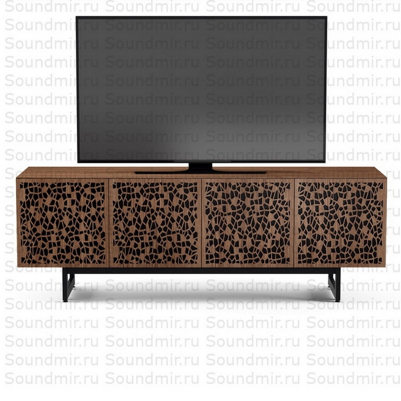 BDI Elements 8779 walnut – вид спереди без ТВ