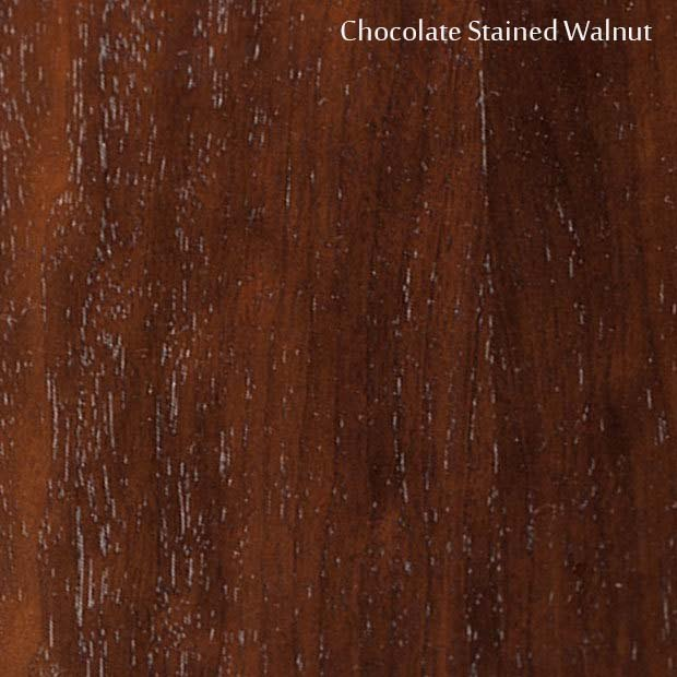 BDI Vertica 8558 Chocolate Walnut