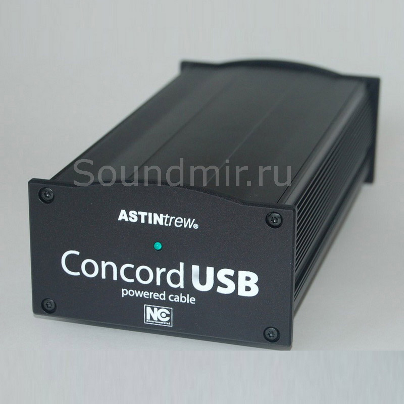 ASTINtrew Concord USB-CA Powered USB