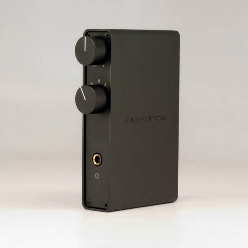 NuForce ICON HDP Black