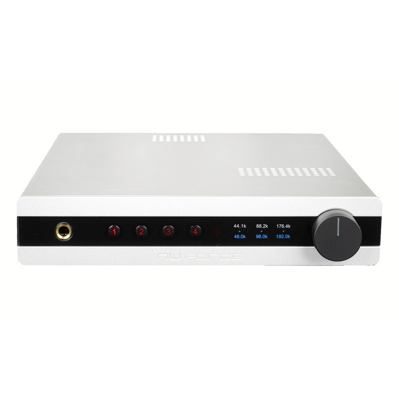 NuForce DAC-100 Silver