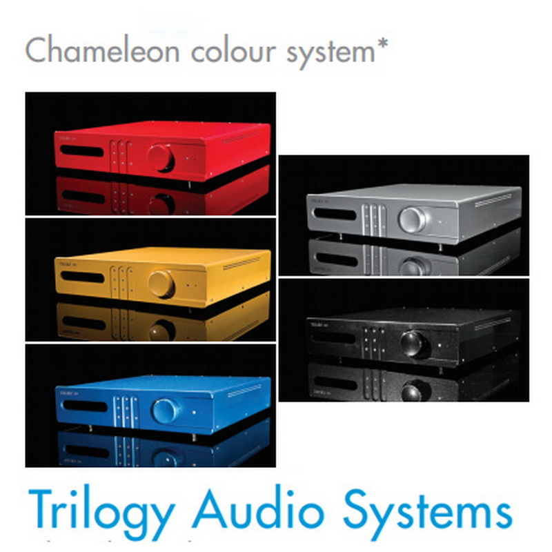 Trilogy audio 909 Black