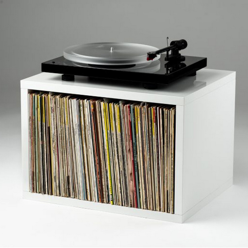 Pro-Ject Rack it Black Shelf