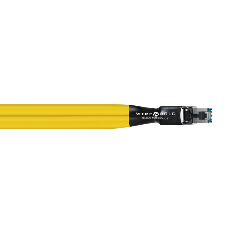 Wireworld CHROMA ETHERNET CAT8 CABLE 1.0m