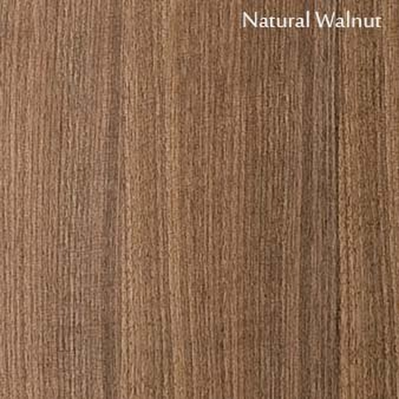 BDI Elements 8779 walnut – материал отделки