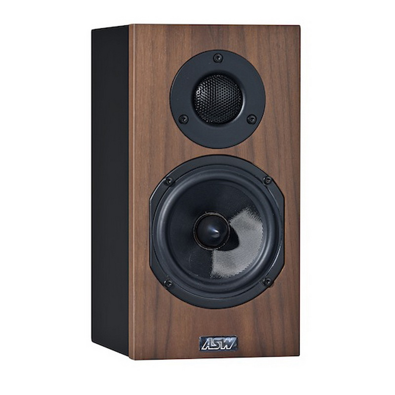 ASW Opus M 14 Walnut Tree/Eggshell Black