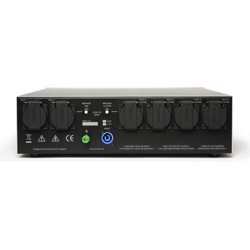 ISOL-8 SubStation Integra Silver