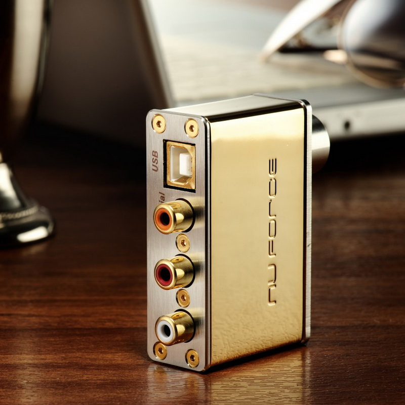 NuForce ICON uDAC2 Signature Gold Edition