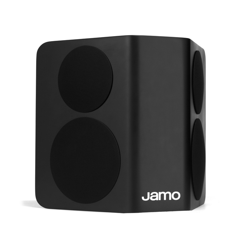 JAMO C 10 SUR High Gloss Black