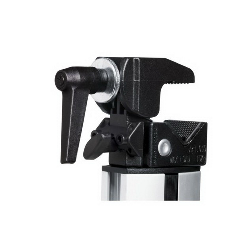SMS Clamp Black/Silver
