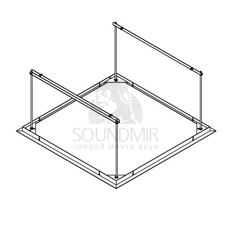Draper SLX CEILING CLOSURE PANEL