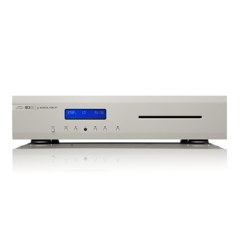 Musical Fidelity M3CD Silver