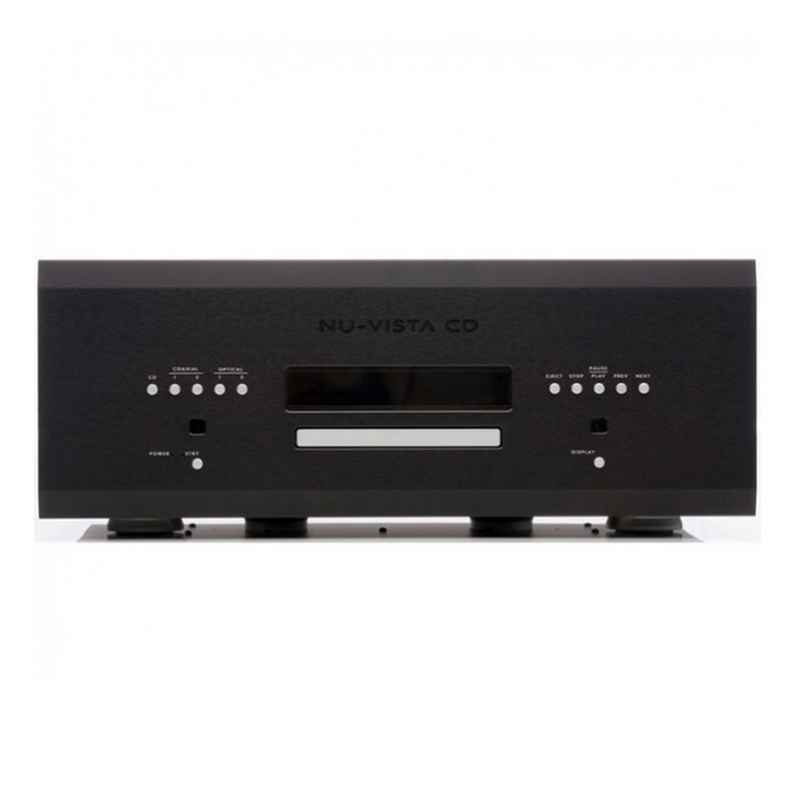 Musical Fidelity NU-VISTA CD PLAYER Black