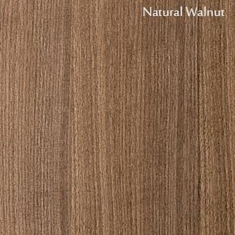 BDI Elements 8777 walnut – левая сторона, крупно