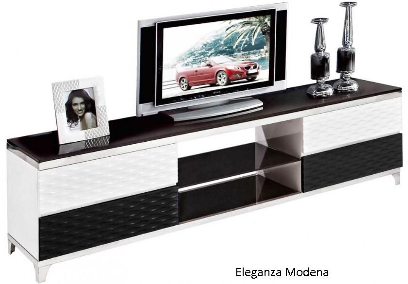 тумба под тв - Modena с телевизором
