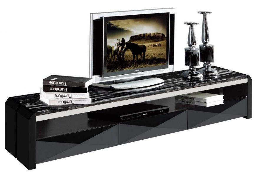Тумба под ЖК телевизор - Eleganza Marmo V9007