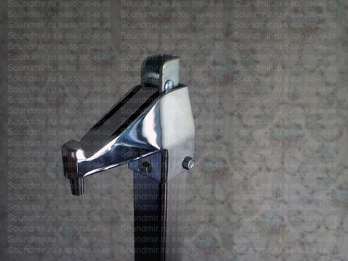 переносной экран для презентаций - зацеп для полотна
