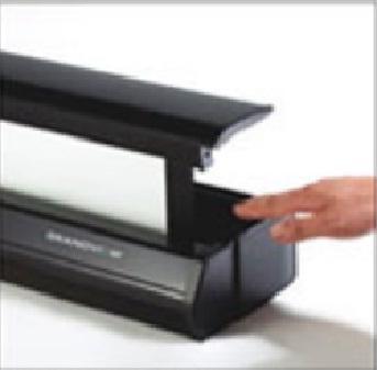 переносной экран для презентаций - Scorpius