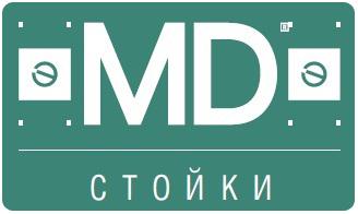 тумба под тв - логотип Metaldesign